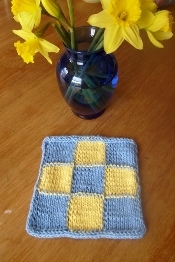 9 patch dishcloth